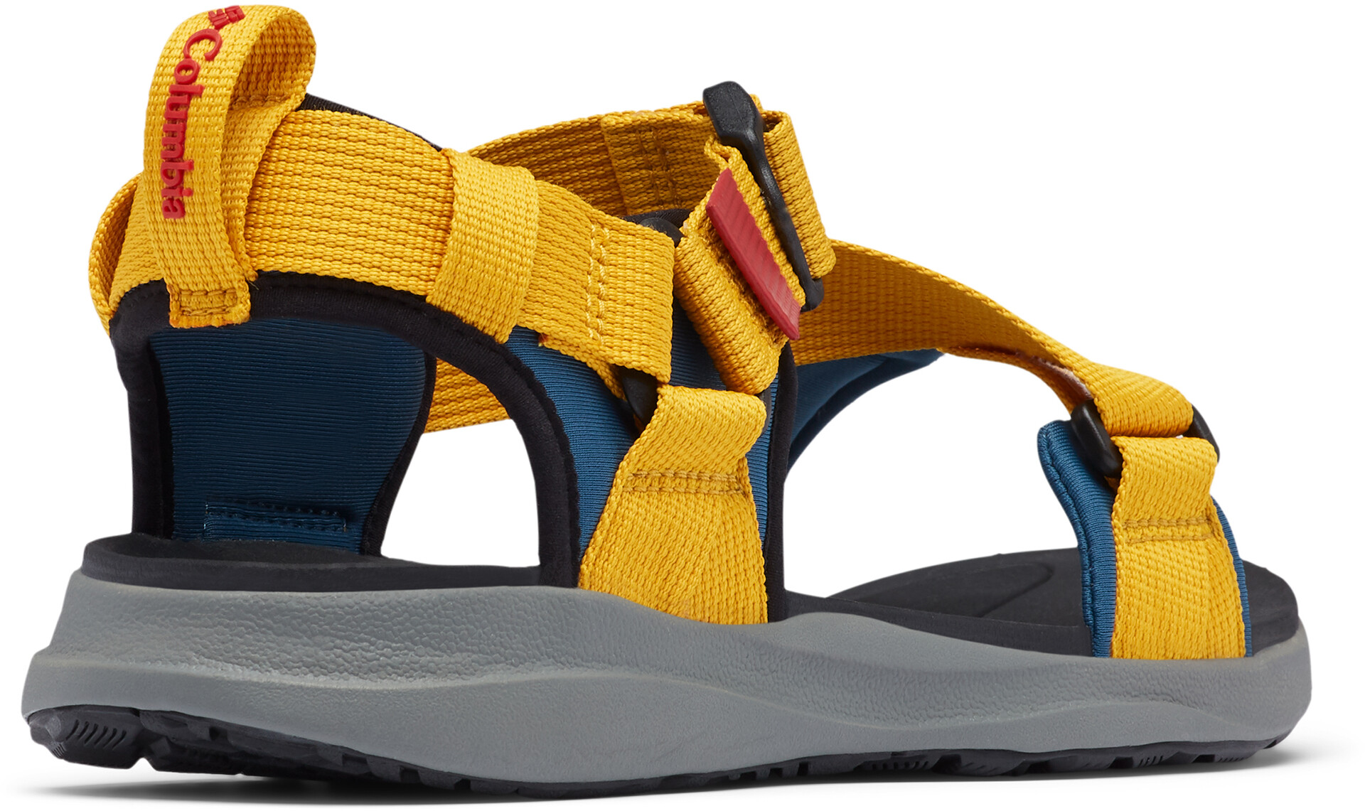 Columbia Sandalen Herren petrol bluegolden yellow